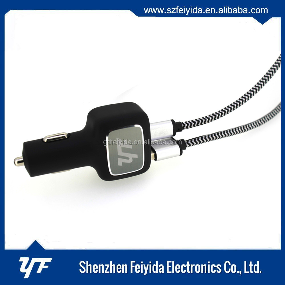 Electric Type universal car charger for laptop and mobile,car battery charger price