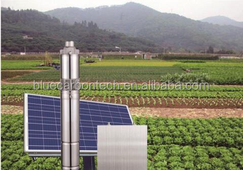 newest home use solar dc water pump for irrigation shandong factory