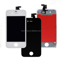 Factory price cell phone LCD screen With Digitizer Assembly For iphone4S touch screen lcd display touch screen for iphone 4S