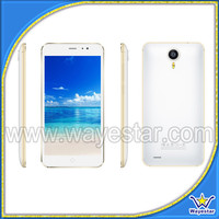 5 inches Factory Unlocked Dual Sim 3G Mobile Phone with Metal Shell