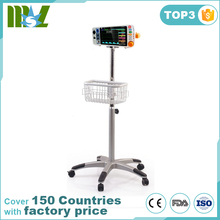 China Wholesale Multi parameter portable veterinary vital signs monitor for vet hospital