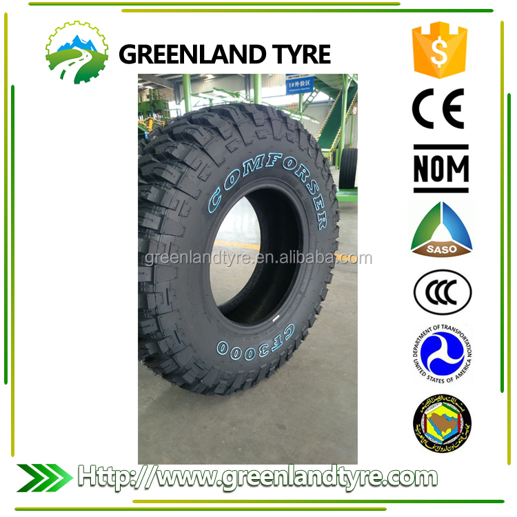 MT Mud Tires COMFORSER Tires CF300 CF900 CF1000 CF3000 With High Quality