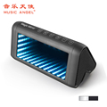 DJ mix rechargeable mini speaker with led car megaphone