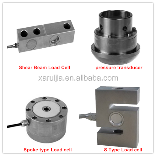 100~1000kg 2000kg industrial force sensor weighing load cell