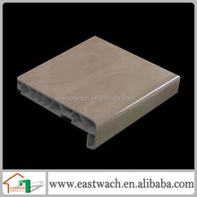 High intensity pvc composite window sill