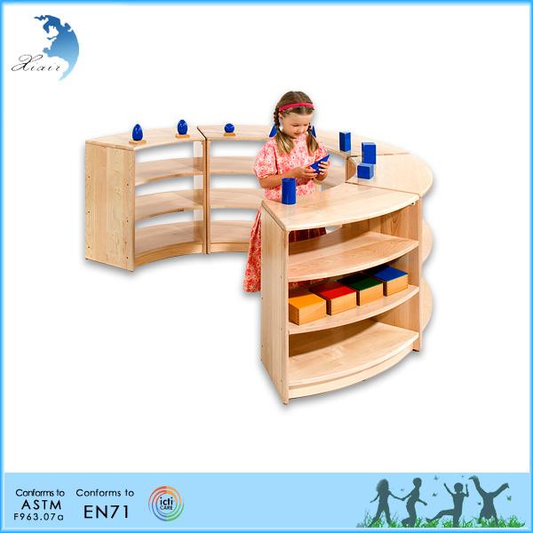Nursery School Educational Wooden Montessori Childcare