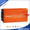 pure sine wave inverter 2000w solar power system