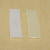 Sheet metal edge protection rubber weather seal strip edge trim