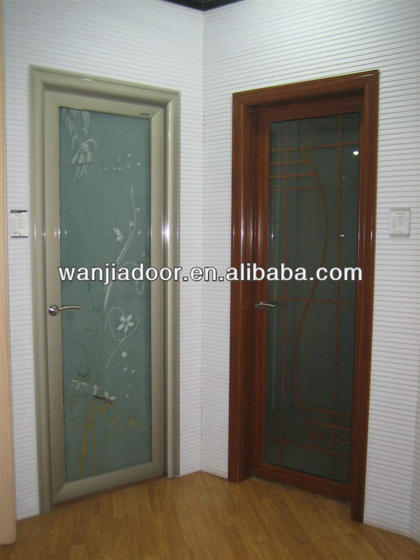 Bathroom Entry Doors cheap glass doors/interior frosted glass bathroom door/glass