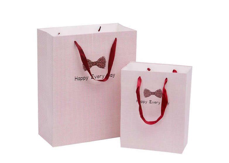 european cheap recycle printed folding custom shopping bags