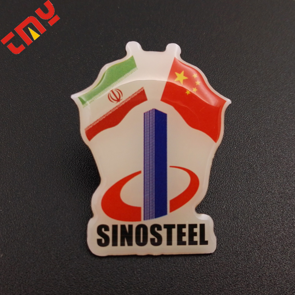 Wholesale Custom National Flag Pin Badge For Different Country