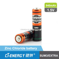 vinnic 1.5v dry cell battery aa um3 lr6