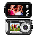 HD Digital Video Camera 16x Zoom with Double Screen Cameras digital DC-998
