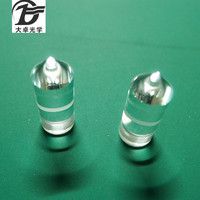 optical cone-shaped lens