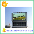 idea product P10 outdoor led video panel ads