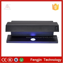 FJ-2028 bill money detector UV lamp currency banknote detecting machine