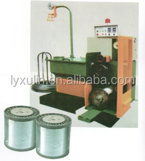 2017 Lead free cored Solder wire drawing machine