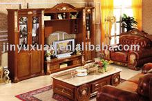 Factory Offer High Class Good Quality European Neo Classical Wooden Cabinet Units CDB-510#