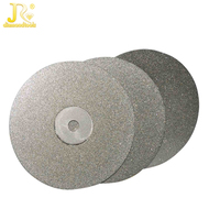 Electroplated diamond tile grinding disc/tungsten carbide grinding disc