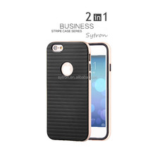 High quality slim armor case for Iphone 6 business phone case from guangzhou sytron
