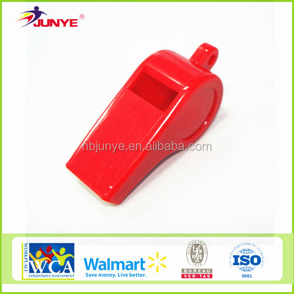 Ningbojunye wholesale cheerleading funny whistle