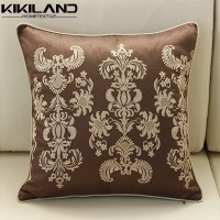 home decorative sofa pillows damask pattern cushion covers