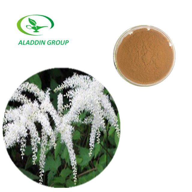 High Quality 100% Natural Health Suppliment Black Cohosh P.e.2.5% With Free Sample