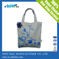 Wholesale Promotional Cotton Fabric Canvas Cloth Bags