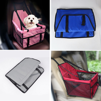Hot Sale Dog Car Seat Cover Pet Carrier Bag For Travel
