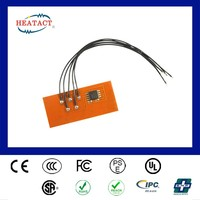 Taiwan new custom designed electric Electric kapton table heater