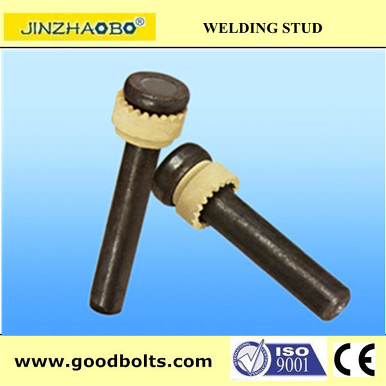 Structural Bolts ISO 13918 ANSI/AWSD1 connector bolt / shear stud / welding stud connecting rod ( CE certificate )