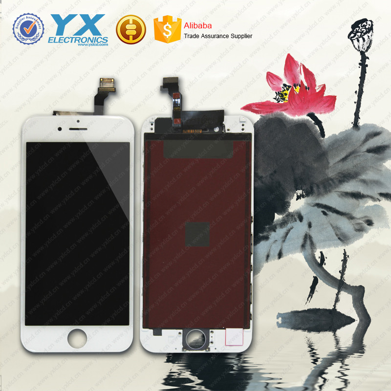 NEW products for iphone 6 lcd display touch screen for iphone 6 display assembly, for i phone6 lcd