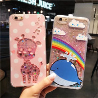 New Design Cute animals Phone case, for iphone 7 8 case back, for iPhone Soft Tpu case cover for iPhone 7 8 Plus