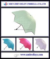 Be welcomed creative star shape umbrella hair salon promotional items