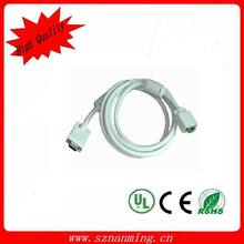 Wholesale Custom color rohs vga cable