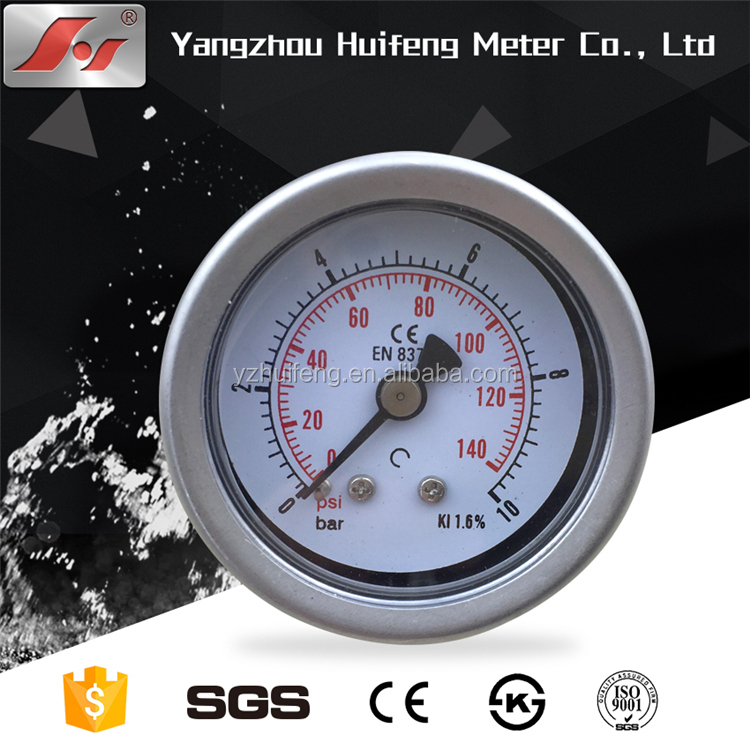 2017 hot sale water pressure gauge manometer