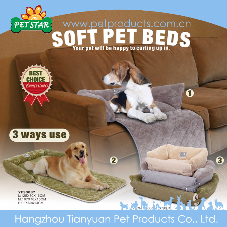 Professional Indoor Dog Pet Bed/Luxury Dog Bed With 18 Years Experience/