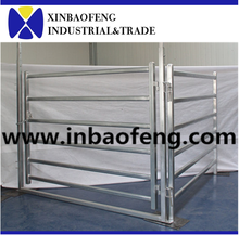 hot dip galvanized portable indoor used horse stalls