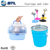 Fog-Like Hand Feeling Antistatic Spray Silicone Ink For Baby's Bottle And Tablewares