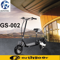 2015 New Design Gas powerful china made gas motor scooter For Sale