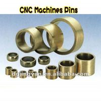 CNC sleeve parts fixtures fitting