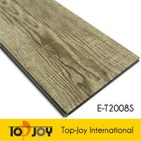 Wood like interlocking pvc floor tile