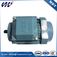 AC motor M3AA series three phase induction motor 1.1kw
