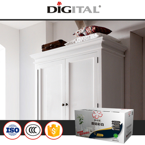 Digital white paint matt non-yellowing wood finish coating paint