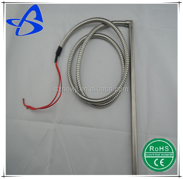 China manufacturer hot selling 6*20mm Cartridge Heater for Printer