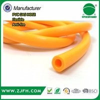 family safe PVC gas hose tube