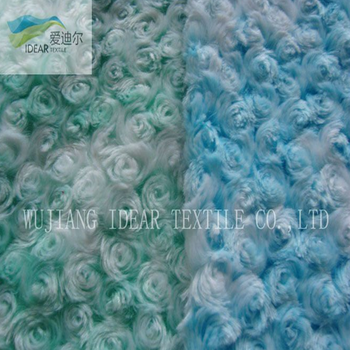 PV Plush For Wedding Decoration and upholstery 013