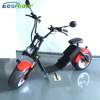 EcoRider E5-1 EEC&COC citycoco scooter, two big wheel electric scooter with round lamp