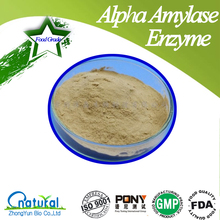 Food Grade Pure Alpha Amylase Enzyme