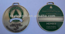 OEM Metal Golf Tag for golf sporting use
